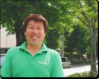 代表取締役 西野 嘉訓